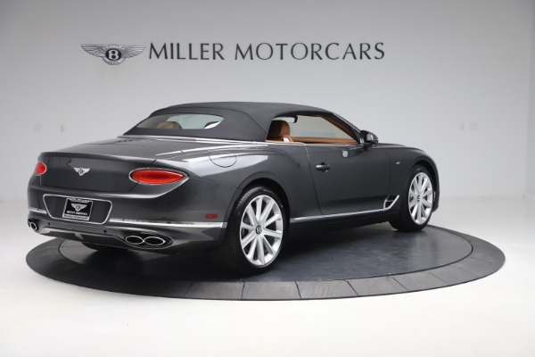 New 2020 Bentley Continental GTC V8 for sale $266,665 at Maserati of Westport in Westport CT 06880 20