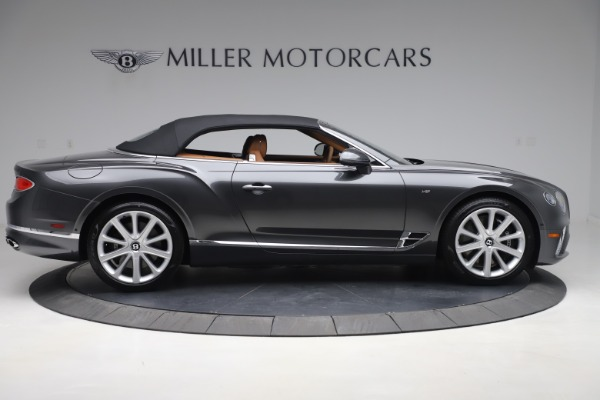 New 2020 Bentley Continental GTC V8 for sale $266,665 at Maserati of Westport in Westport CT 06880 21