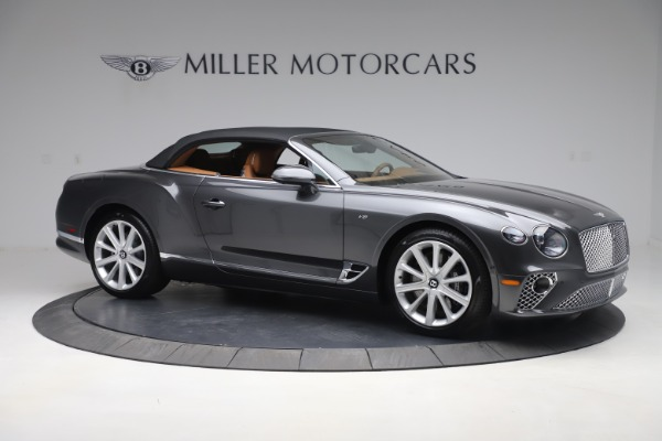 New 2020 Bentley Continental GTC V8 for sale $266,665 at Maserati of Westport in Westport CT 06880 22