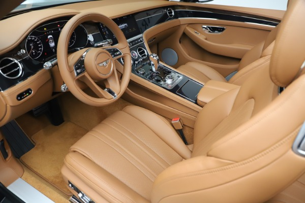 New 2020 Bentley Continental GTC V8 for sale $266,665 at Maserati of Westport in Westport CT 06880 25