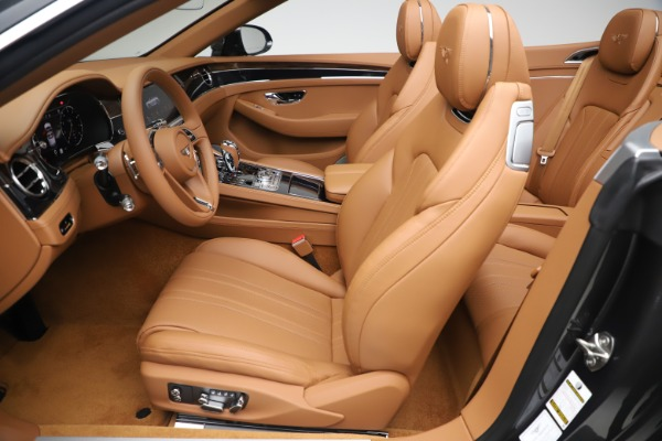 New 2020 Bentley Continental GTC V8 for sale $266,665 at Maserati of Westport in Westport CT 06880 26