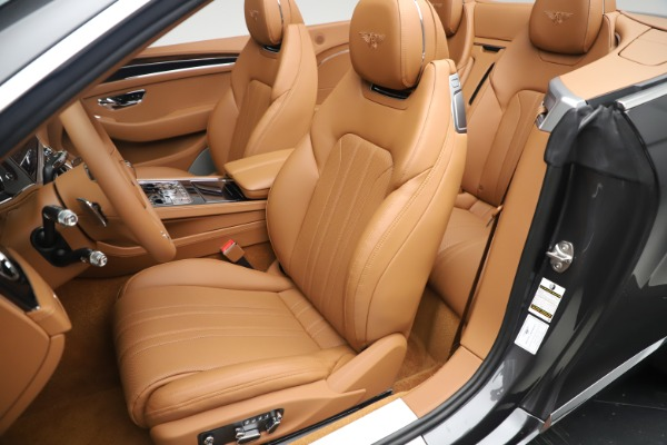 New 2020 Bentley Continental GTC V8 for sale $266,665 at Maserati of Westport in Westport CT 06880 27