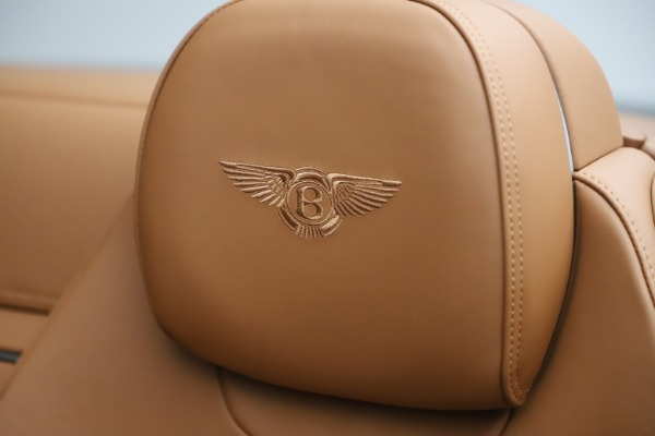 New 2020 Bentley Continental GTC V8 for sale $266,665 at Maserati of Westport in Westport CT 06880 28