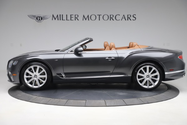 New 2020 Bentley Continental GTC V8 for sale $266,665 at Maserati of Westport in Westport CT 06880 3