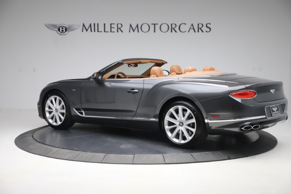 New 2020 Bentley Continental GTC V8 for sale $266,665 at Maserati of Westport in Westport CT 06880 4