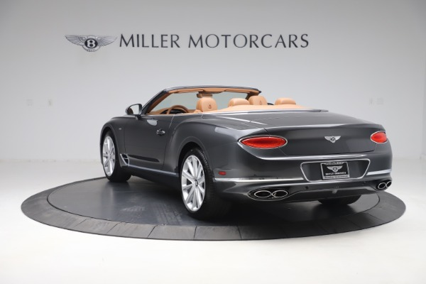 New 2020 Bentley Continental GTC V8 for sale $266,665 at Maserati of Westport in Westport CT 06880 5