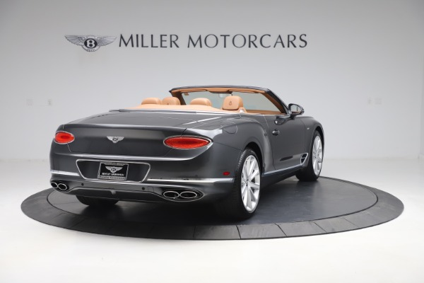 New 2020 Bentley Continental GTC V8 for sale $266,665 at Maserati of Westport in Westport CT 06880 7