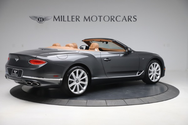 New 2020 Bentley Continental GTC V8 for sale $266,665 at Maserati of Westport in Westport CT 06880 8