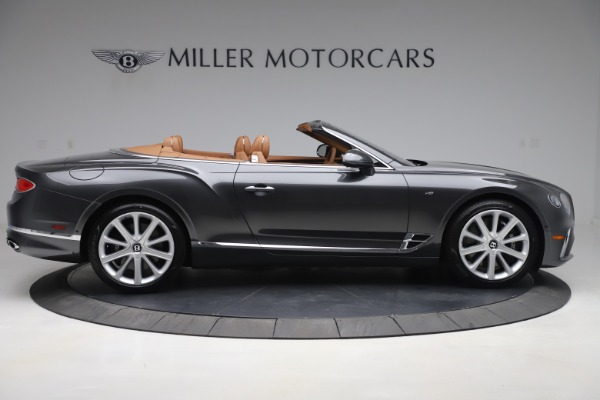 New 2020 Bentley Continental GTC V8 for sale $266,665 at Maserati of Westport in Westport CT 06880 9