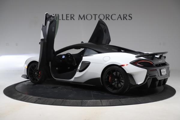 Used 2019 McLaren 600LT Coupe for sale $219,900 at Maserati of Westport in Westport CT 06880 11