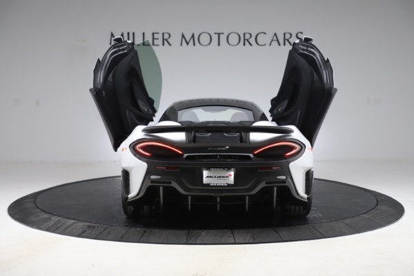 Used 2019 McLaren 600LT Coupe for sale $219,900 at Maserati of Westport in Westport CT 06880 12