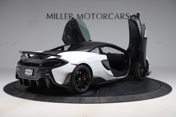 Used 2019 McLaren 600LT Coupe for sale $219,900 at Maserati of Westport in Westport CT 06880 13
