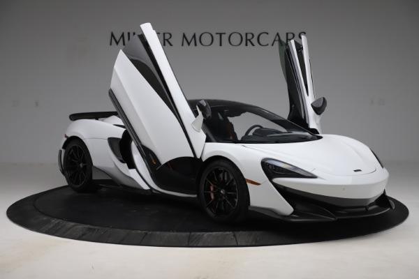 Used 2019 McLaren 600LT Coupe for sale $219,900 at Maserati of Westport in Westport CT 06880 14