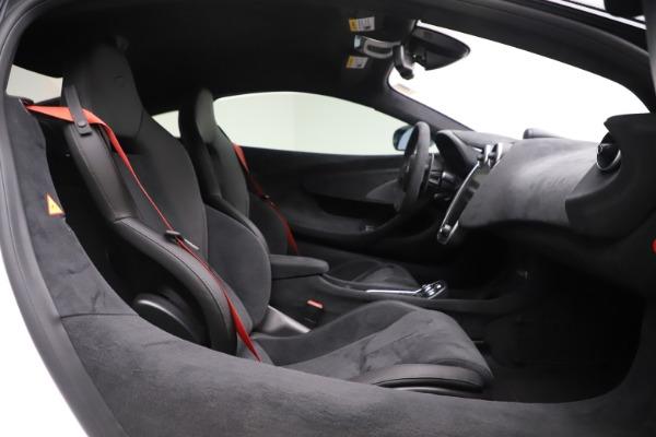 Used 2019 McLaren 600LT Coupe for sale $219,900 at Maserati of Westport in Westport CT 06880 15