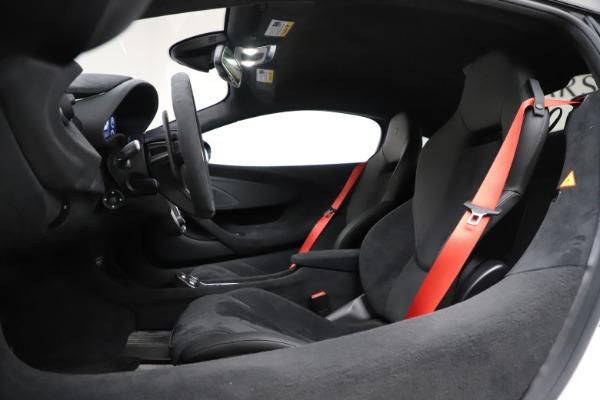 Used 2019 McLaren 600LT Coupe for sale $219,900 at Maserati of Westport in Westport CT 06880 17