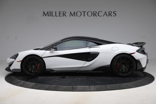 Used 2019 McLaren 600LT Coupe for sale $219,900 at Maserati of Westport in Westport CT 06880 2