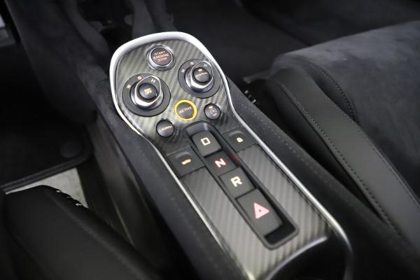 Used 2019 McLaren 600LT Coupe for sale $219,900 at Maserati of Westport in Westport CT 06880 21