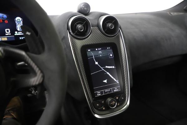 Used 2019 McLaren 600LT Coupe for sale $219,900 at Maserati of Westport in Westport CT 06880 22