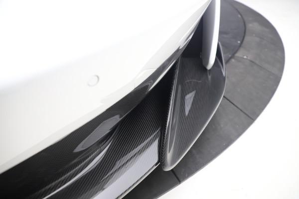 Used 2019 McLaren 600LT Coupe for sale $219,900 at Maserati of Westport in Westport CT 06880 27