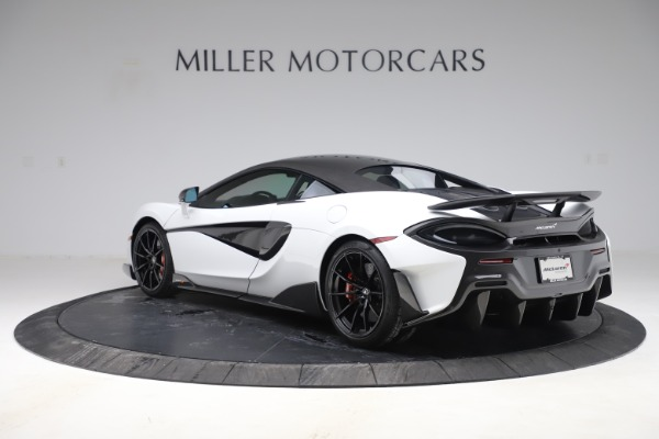 Used 2019 McLaren 600LT Coupe for sale $219,900 at Maserati of Westport in Westport CT 06880 3