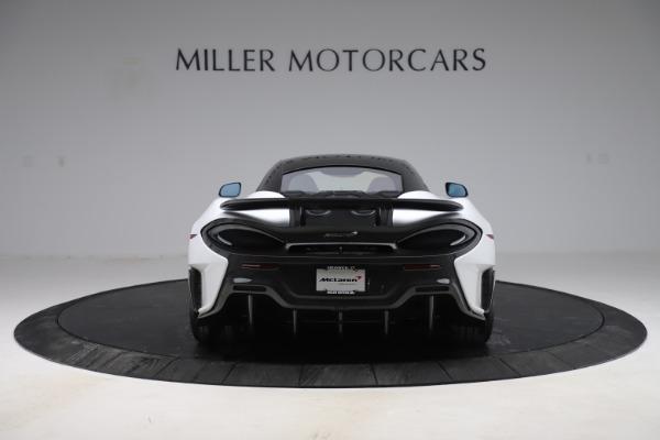 Used 2019 McLaren 600LT Coupe for sale $219,900 at Maserati of Westport in Westport CT 06880 4