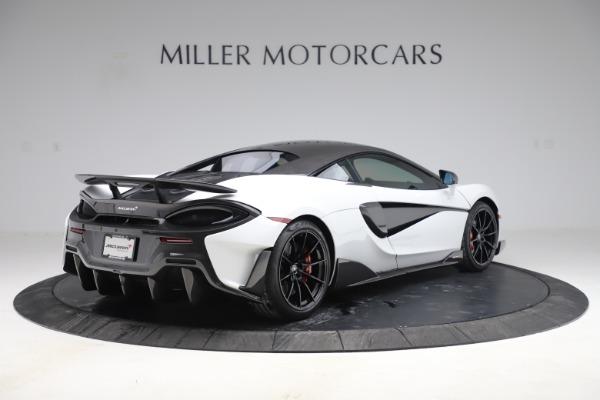 Used 2019 McLaren 600LT Coupe for sale $219,900 at Maserati of Westport in Westport CT 06880 5