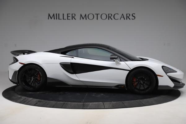 Used 2019 McLaren 600LT Coupe for sale $219,900 at Maserati of Westport in Westport CT 06880 6