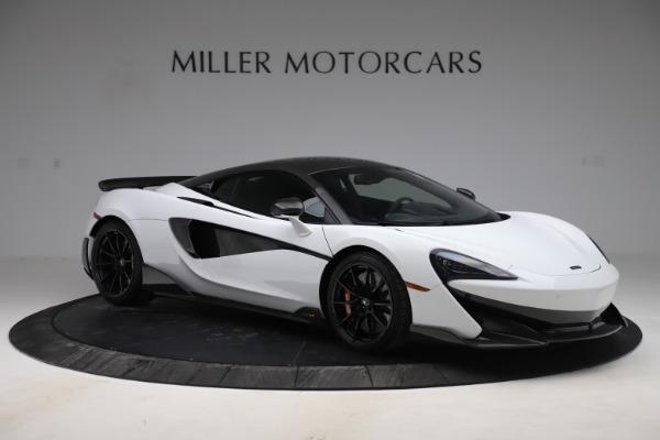 Used 2019 McLaren 600LT Coupe for sale $219,900 at Maserati of Westport in Westport CT 06880 7