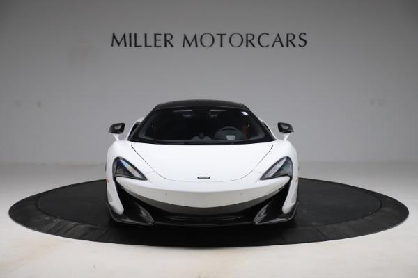 Used 2019 McLaren 600LT Coupe for sale $219,900 at Maserati of Westport in Westport CT 06880 8