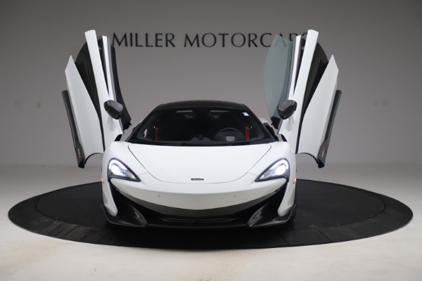 Used 2019 McLaren 600LT Coupe for sale $219,900 at Maserati of Westport in Westport CT 06880 9