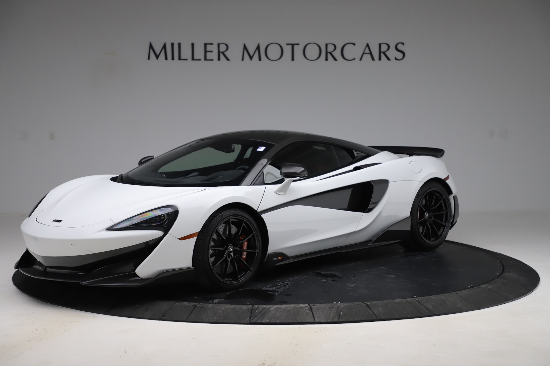 Used 2019 McLaren 600LT Coupe for sale $219,900 at Maserati of Westport in Westport CT 06880 1