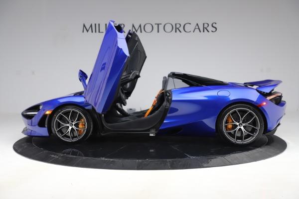 New 2020 McLaren 720S Spider Convertible for sale $364,090 at Maserati of Westport in Westport CT 06880 11