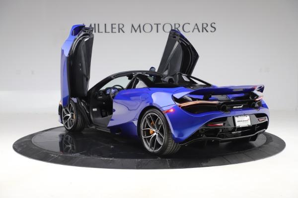 New 2020 McLaren 720S Spider Convertible for sale $364,090 at Maserati of Westport in Westport CT 06880 12