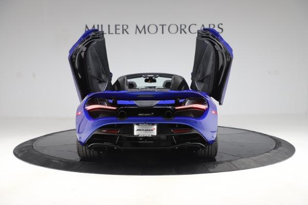 New 2020 McLaren 720S Spider Convertible for sale $364,090 at Maserati of Westport in Westport CT 06880 13