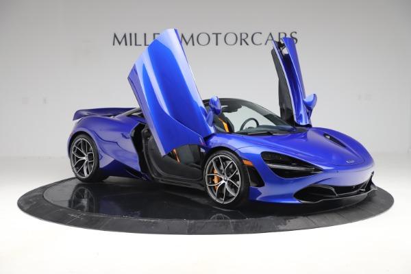 New 2020 McLaren 720S Spider Convertible for sale $364,090 at Maserati of Westport in Westport CT 06880 16