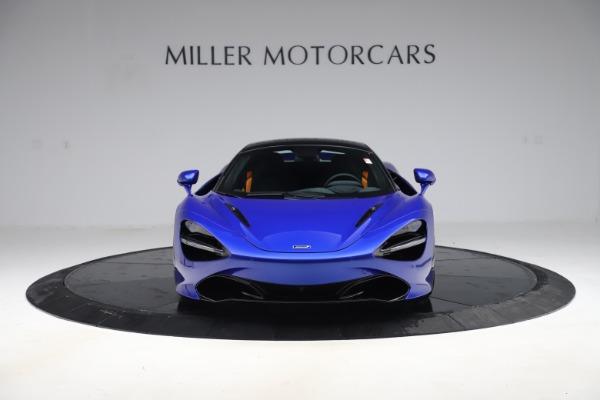New 2020 McLaren 720S Spider Convertible for sale $364,090 at Maserati of Westport in Westport CT 06880 17