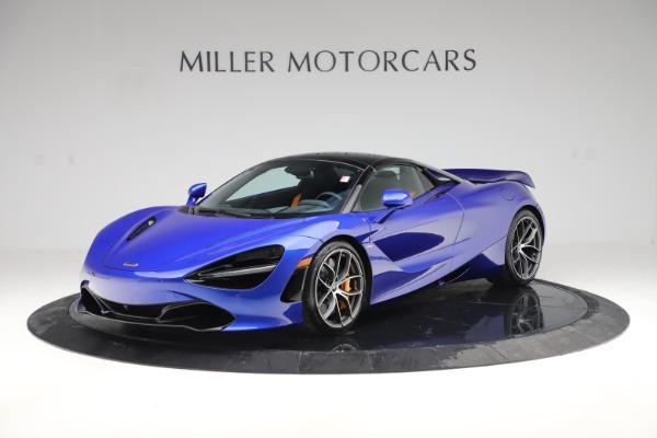 New 2020 McLaren 720S Spider Convertible for sale $364,090 at Maserati of Westport in Westport CT 06880 18
