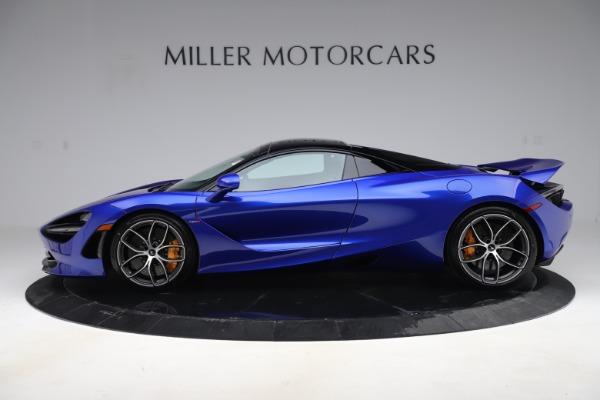 New 2020 McLaren 720S Spider Convertible for sale $364,090 at Maserati of Westport in Westport CT 06880 19
