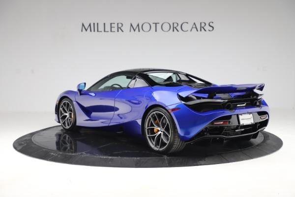 New 2020 McLaren 720S Spider Convertible for sale $364,090 at Maserati of Westport in Westport CT 06880 20