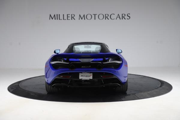 New 2020 McLaren 720S Spider Convertible for sale $364,090 at Maserati of Westport in Westport CT 06880 21