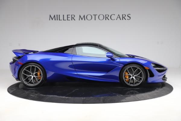 New 2020 McLaren 720S Spider Convertible for sale $364,090 at Maserati of Westport in Westport CT 06880 23