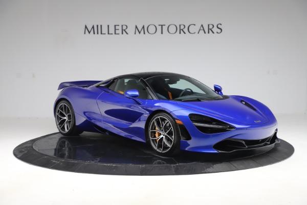 New 2020 McLaren 720S Spider Convertible for sale $364,090 at Maserati of Westport in Westport CT 06880 24