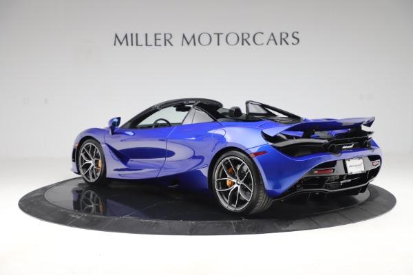 New 2020 McLaren 720S Spider Convertible for sale $364,090 at Maserati of Westport in Westport CT 06880 3