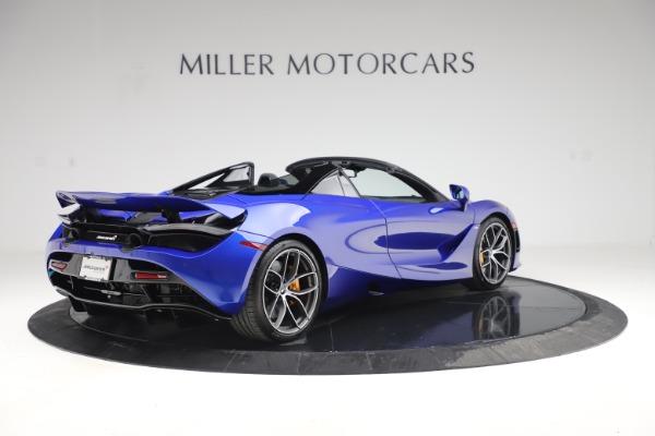 New 2020 McLaren 720S Spider Convertible for sale $364,090 at Maserati of Westport in Westport CT 06880 5