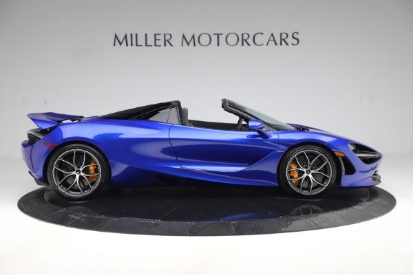 New 2020 McLaren 720S Spider Convertible for sale $364,090 at Maserati of Westport in Westport CT 06880 6