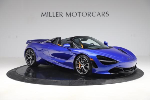 New 2020 McLaren 720S Spider Convertible for sale $364,090 at Maserati of Westport in Westport CT 06880 7