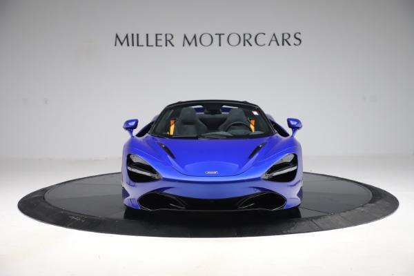 New 2020 McLaren 720S Spider Convertible for sale $364,090 at Maserati of Westport in Westport CT 06880 8