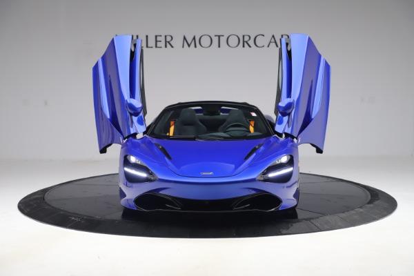 New 2020 McLaren 720S Spider Convertible for sale $364,090 at Maserati of Westport in Westport CT 06880 9