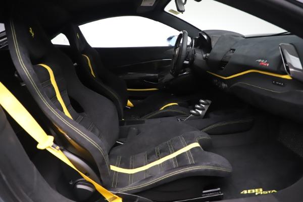 Used 2019 Ferrari 488 Pista for sale Sold at Maserati of Westport in Westport CT 06880 18