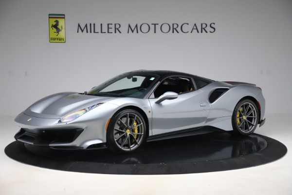 Used 2019 Ferrari 488 Pista for sale Sold at Maserati of Westport in Westport CT 06880 2